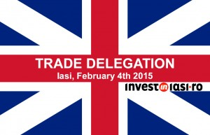 UK Trade Delegation in Iasi