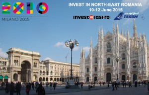 Forum Invest in Iasi, Milano, 2015
