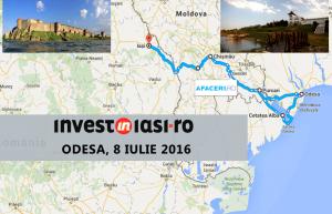 Invest in Iasi, Odesa, 2016