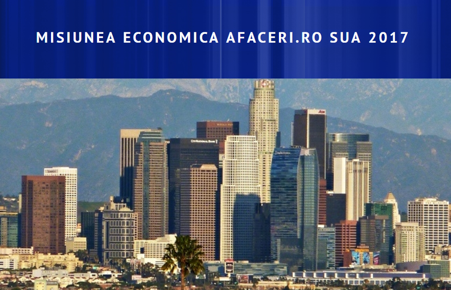 Invest in Iasi – SUA: California-Nevada
