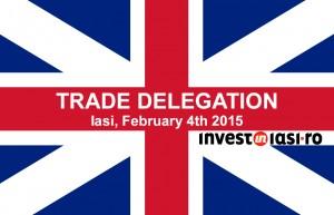 UK Trade Delegation in Iasi