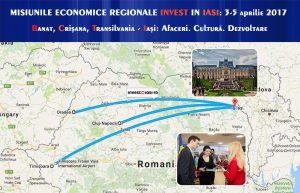 Invest in Iasi 2017 Regional Economic Missions